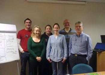 Pfizer Ireland Loughbeg: Influening Skills Programme